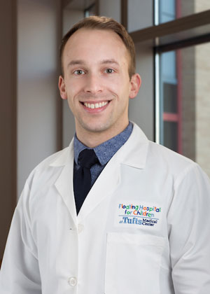 Charles (Chas) Hannum, MD is a general pediatrician at Tufts Children's Hospital in downtown Boston, MA.