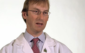 Stuart Braun, MD, Orthopaedist-in-Chief, Floating Hospital for Children discusses pediatric scoliosis and how it's treated on tuftsmedicalcenter.tv.