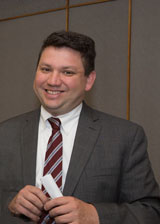 Justin Precourt is Executive Director for Patient Care Services