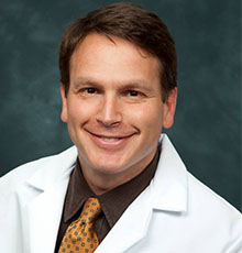 Laurence Brinckerhoff, MD, Chief of Thoracic Surgery