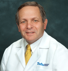 Jack Erban, MD is a hematologist/oncologist at Tufts Medical Center in Boston.