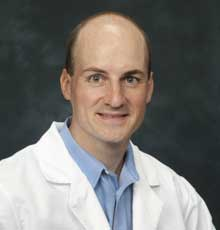 James Kryzanski, a neurosurgeon in Boston specializing in surgery to reduce seizures in people with epilepsy.