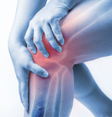 Timothy McAlindon, MD, Chief of Rheumatology at Tufts Medical Center, has dedicated his research to identifying new therapies for knee OA.