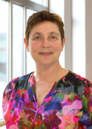 Dr. Rachel Buchsbaum is a hematologist/oncologist at Tufts Medical Center in Boston.